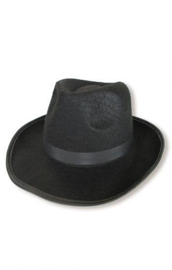 Gentleman hat black