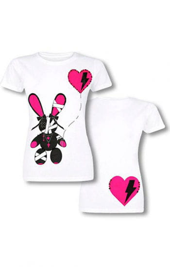 Girlie Shirt Heartache M