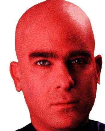 Glatzenfolie Rot