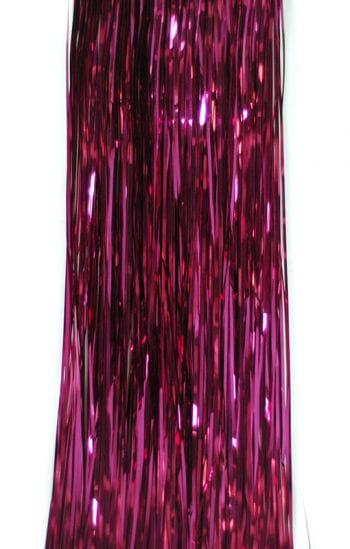 Folien Lametta pink