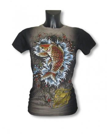 Koi Vintage Girlie Shirt