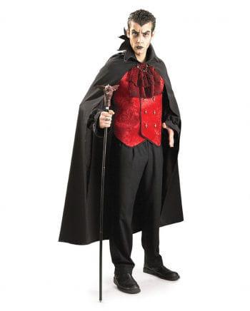 Gothic Count Dracula costume