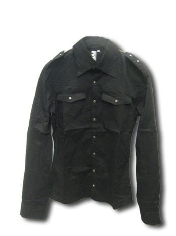 Gothic uniform men shirt XL