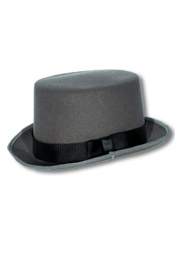 Gangster Hut grau