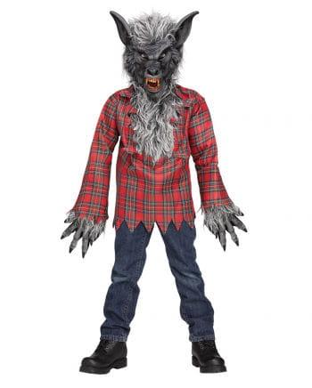 Werewolf costume gray Gr.L