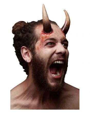 Dark Devil Hörner Applikation