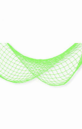 Green fishing net