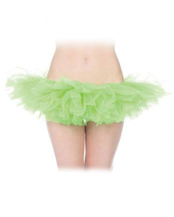 Neon-Grünes Ballett Tutu
