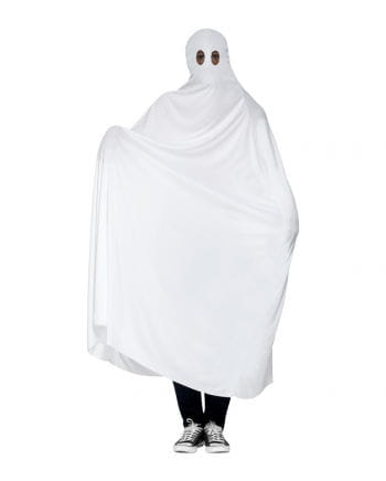 Creepy ghost costume