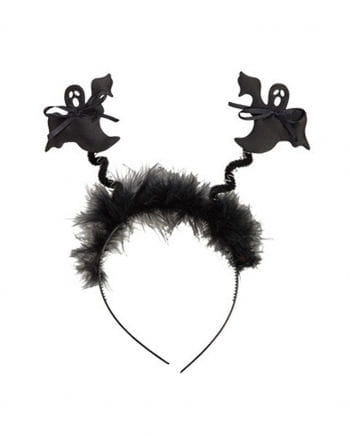 Headband black spirit
