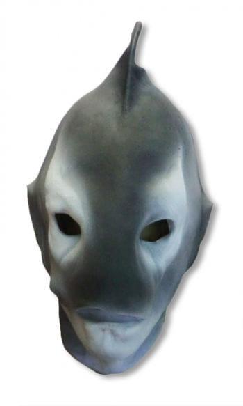 haifisch maske wei er hai maske tiermaske horror. Black Bedroom Furniture Sets. Home Design Ideas