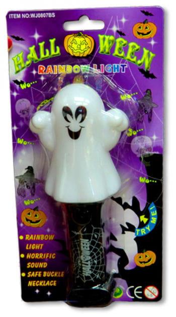 Halloween Taschenlampe Geist