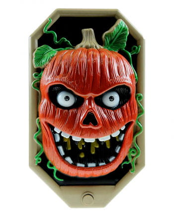 Scary Halloween doorbell