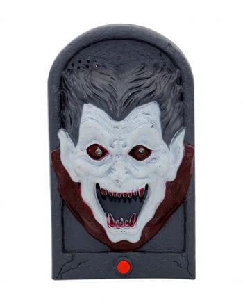Halloween doorbell vampire with Light & Sound