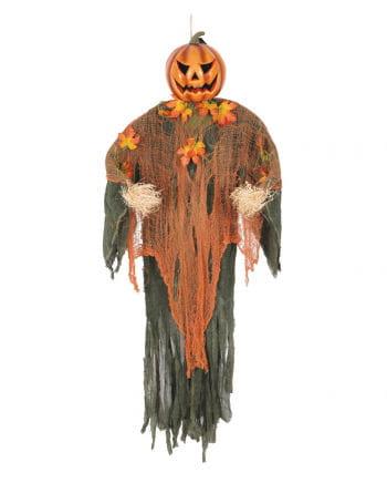 Scarecrow Pumpkin Man Animatronic