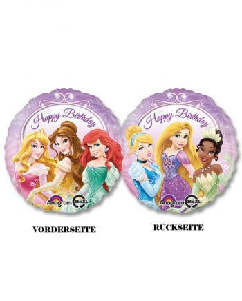 Happy Birthday Princess Folienballon
