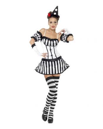 Harlequin Diva Costume