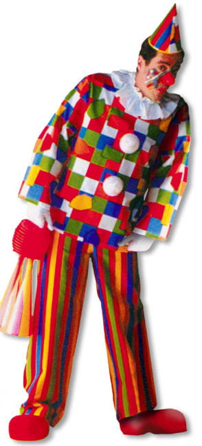 Harlequin Costume XXL