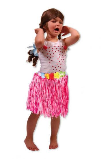 Hawaii Kinderrock rosa
