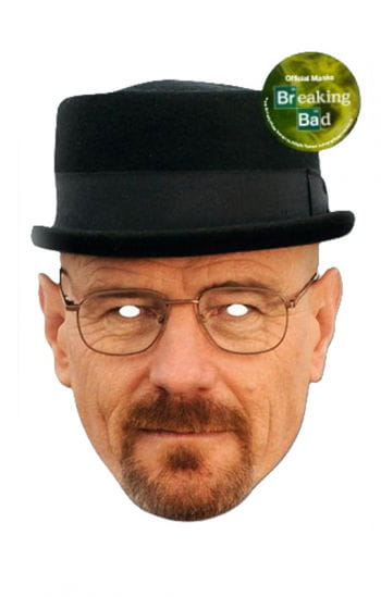 Breaking Bad Heisenberg Mask