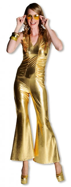 hot catsuit Gold XL