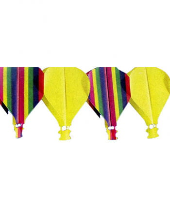 Hot-Air Balloon Garland