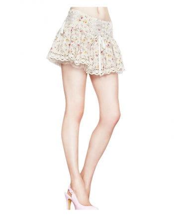 Hell Bunny flowers miniskirt