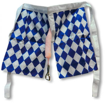 Bavarian Party Apron Men