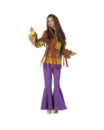 Hippie Bluse mit Fransen