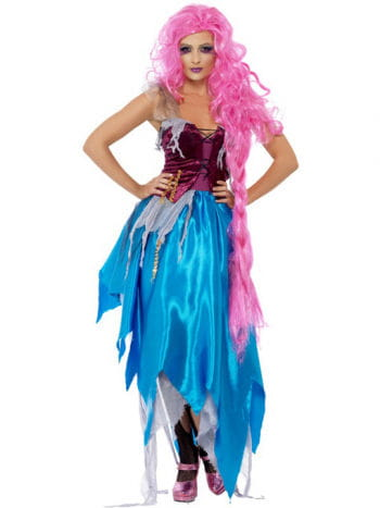 Sexy Aqua Girl Costume