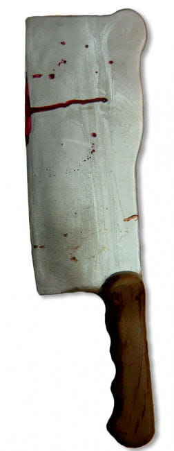 Horror Meat Cleaver