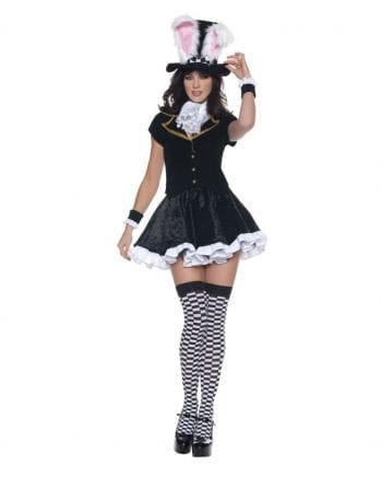 Hutmacher Bunny Premium Kostüm Gr. S