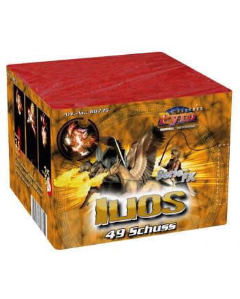 Ilios Battery Fireworks 49 Shot