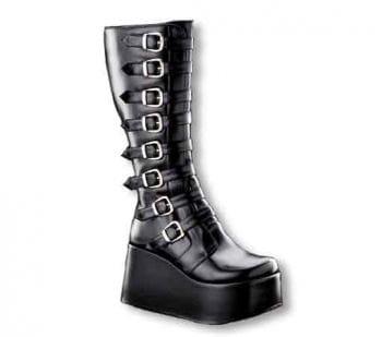 Inamagura Gothic Platform Boots