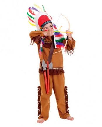 Indianer Kinderkostüm Set