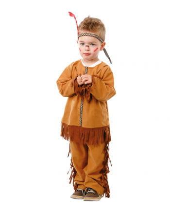 Indianer Kleinkinderkostüm