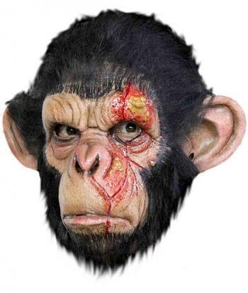 Infected Monkey Mask