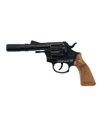 Interpol 38 12-shot revolver