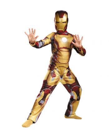 Iron Man 3 Child Costume