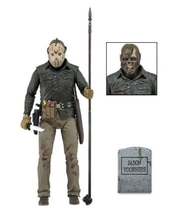 Jason Figure Friday the 13th Part 6