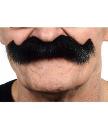 Kaiser Wilhelm mustache Black
