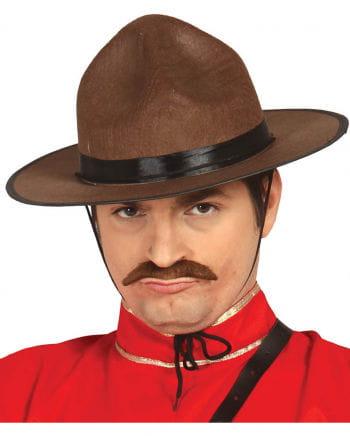 Kanadischer Polizei Hut