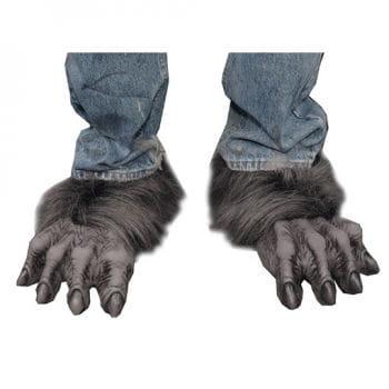 Killer Wolf Feet Black / Gray