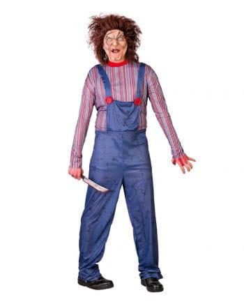 Killer Doll Men Costume