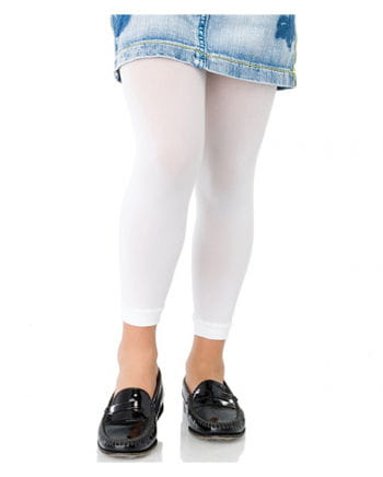 Child Leggings White