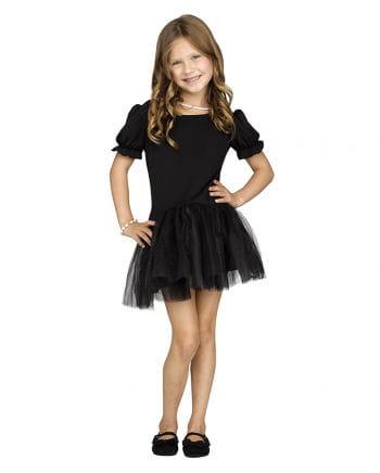 Pettidress dress for girls black