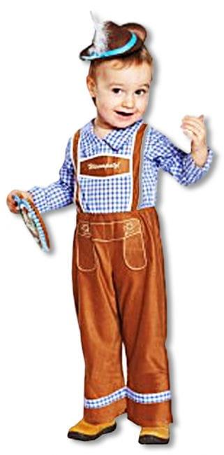 Child Oktoberfest Suit