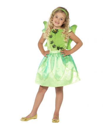 Small forest fairy costume
