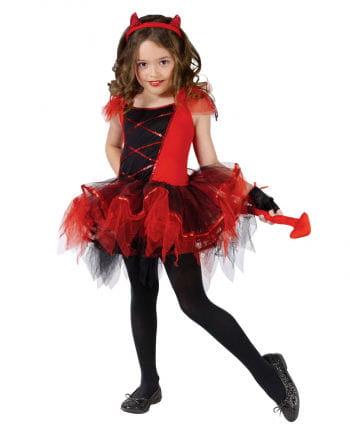 Kleines Teufelchen Child Costume - M M