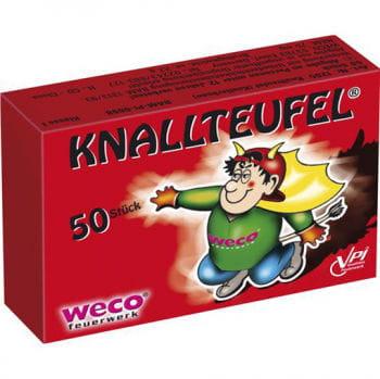 Pop Devil / Knallerbsen 50 pieces